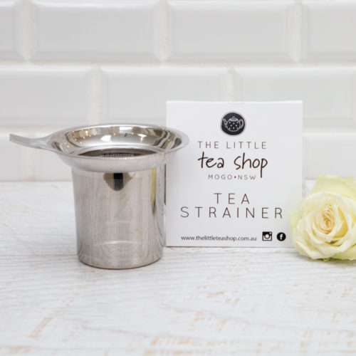 Strainers & Tea Bags